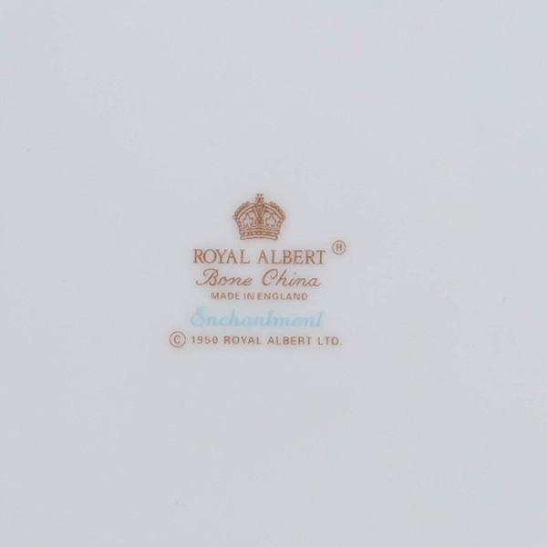 ロイヤル・アルバート エンチャントメント 18cmプレート|selectors|05