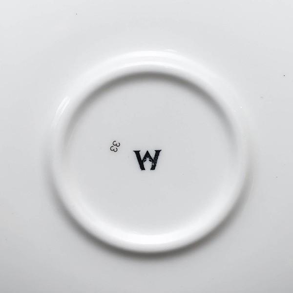 ウェッジウッド ペインテッドガーデン デミタスカップ&ソーサー selectors 04