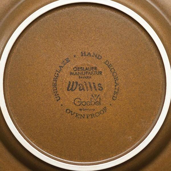 ゲーベル ウォリス 19cmプレート|selectors|04