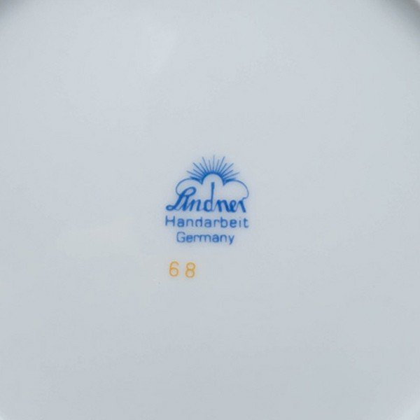 リンドナー ローズゴールド 19cmプレート|selectors|04
