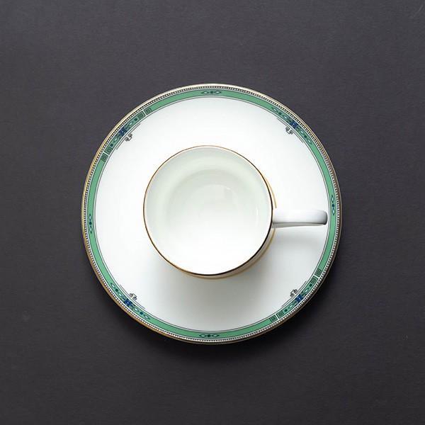 ウェッジウッド ジェイド コーヒーカップ&ソーサー(キャン)|selectors|03