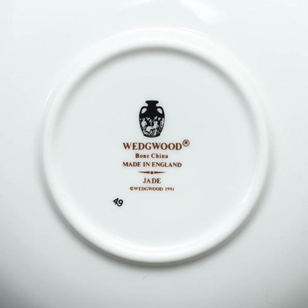 ウェッジウッド ジェイド コーヒーカップ&ソーサー(キャン)|selectors|05