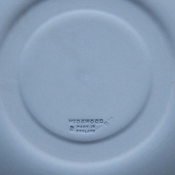 ウェッジウッド ジャスパー ティーカップ&ソーサー(ペールブルー)|selectors|05