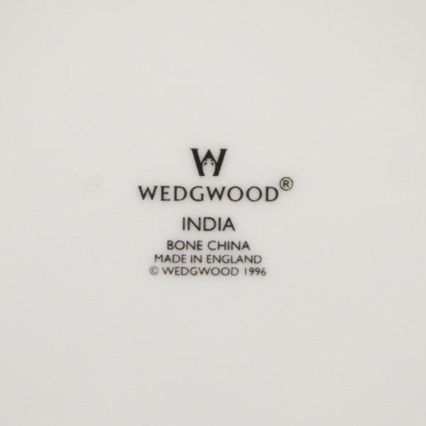 ウェッジウッド インディア 21cmプレート|selectors|04