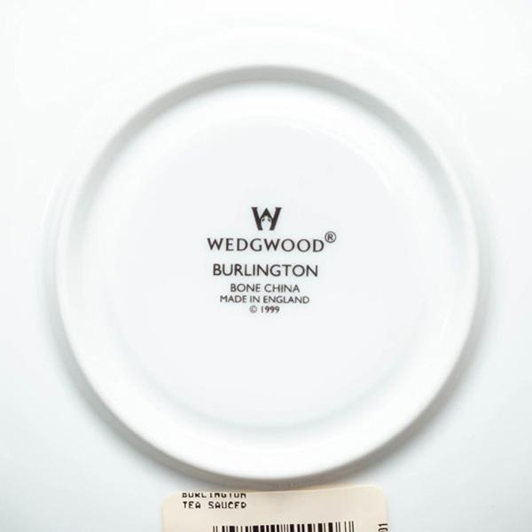 ウェッジウッド バーリントン ティーカップ&ソーサー(リー)|selectors|05