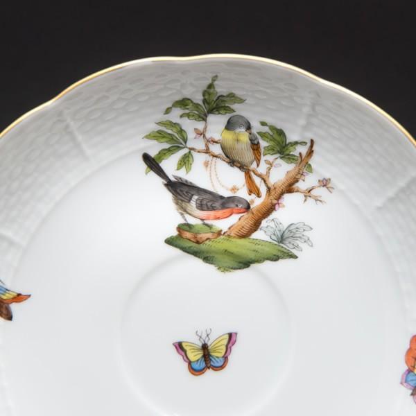 ヘレンド ロスチャイルドバード コーヒーカップ&ソーサー|selectors|04