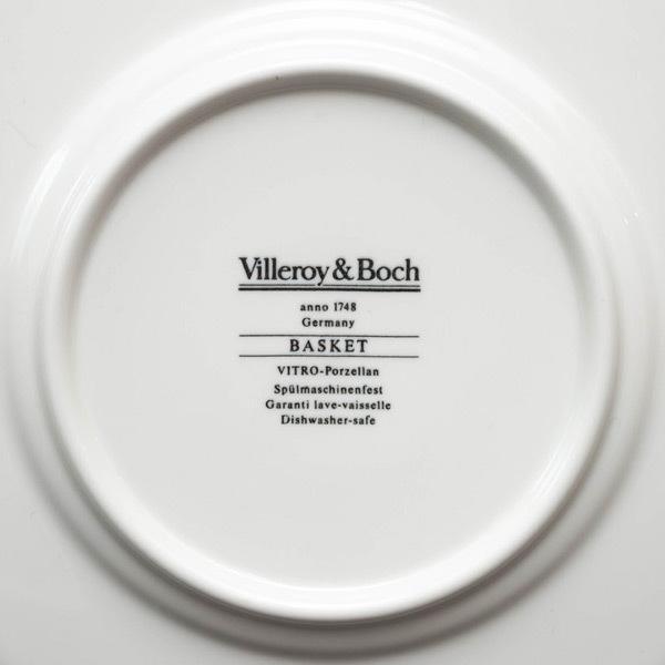 ビレロイ&ボッホ バスケット 16cmプレート|selectors|05
