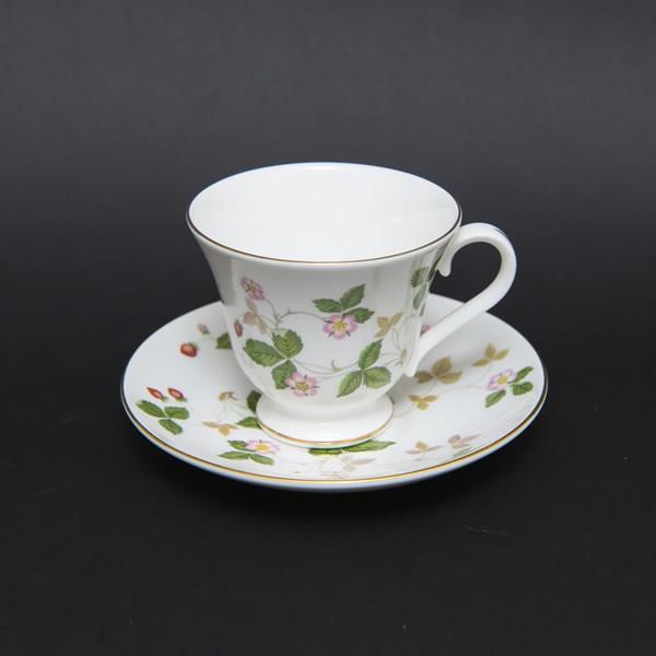 ウェッジウッド ワイルドストロベリー ティーカップ&ソーサー(ヴィクトリア) selectors