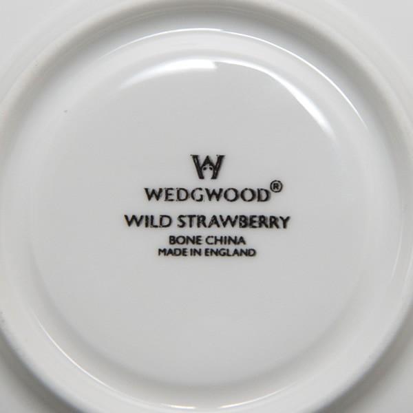 ウェッジウッド ワイルドストロベリー ティーカップ&ソーサー(ヴィクトリア) selectors 06