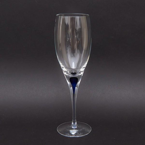 オレフォス インターメッツォ ホワイトワイングラス(ブルー) ペア|selectors|02