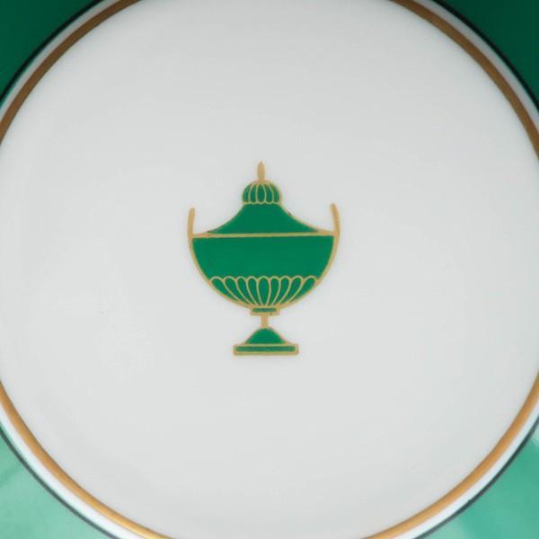 リチャード・ジノリ コンテッサ デミタスカップ&ソーサー(グリーン)|selectors|04