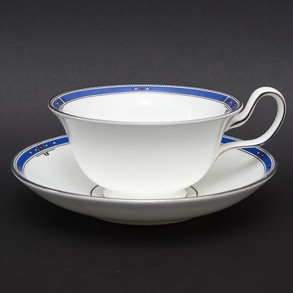 ウェッジウッド キングスブリッジ テーカップ&ソーサー(ピオニー)|selectors