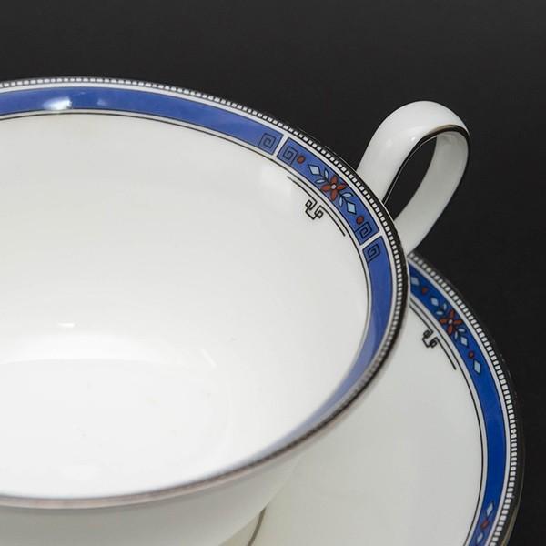 ウェッジウッド キングスブリッジ テーカップ&ソーサー(ピオニー)|selectors|05