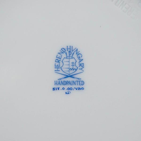 ヘレンド ヴィクトリアブーケ 19cmプレート|selectors|04