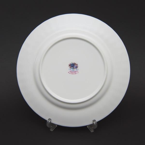ロイヤル・アルバート ムーンライトローズ 20cmプレート selectors 04