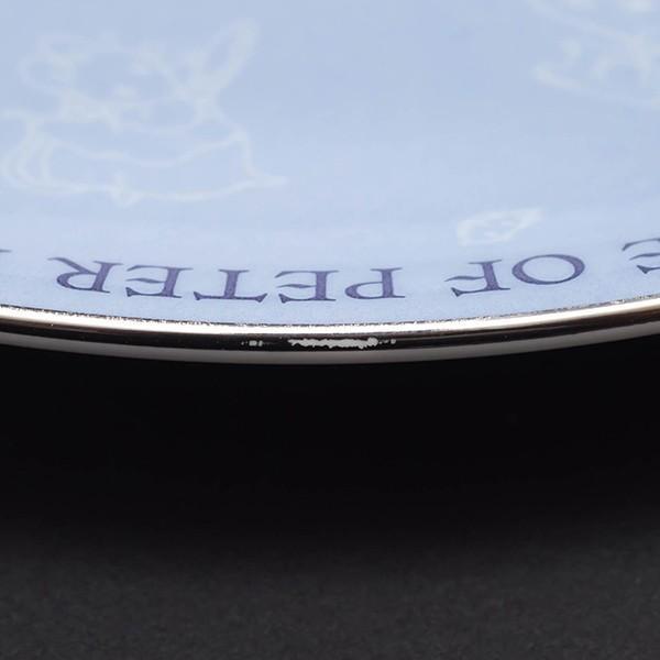 ウェッジウッド ピーターラビット 絵本出版100周年記念プレート|selectors|04