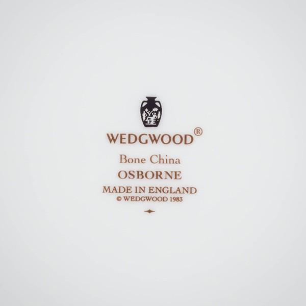 ウェッジウッド オズボーン 23cmプレート selectors 04