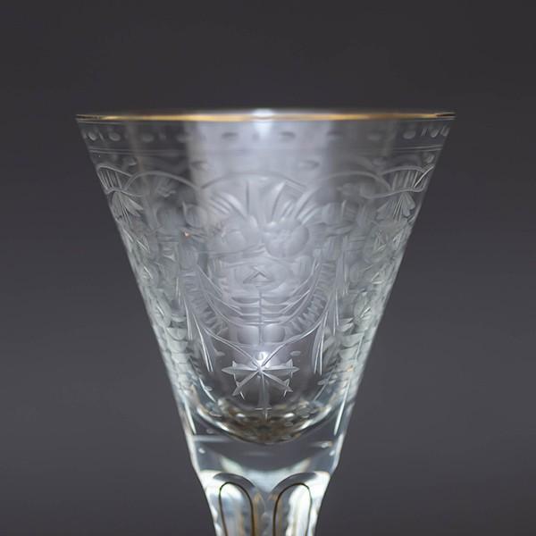 モーゼル マハラニ(ゴールド) ワイングラス selectors 02