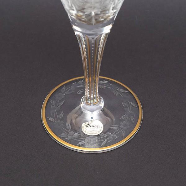 モーゼル マハラニ(ゴールド) ワイングラス selectors 03