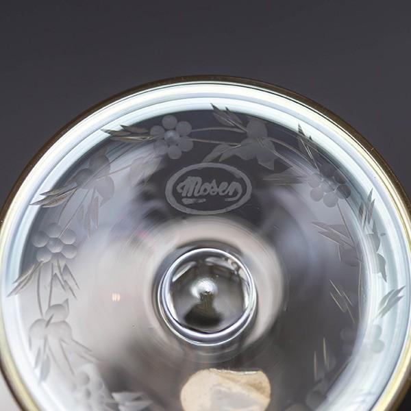 モーゼル マハラニ(ゴールド) ワイングラス selectors 06