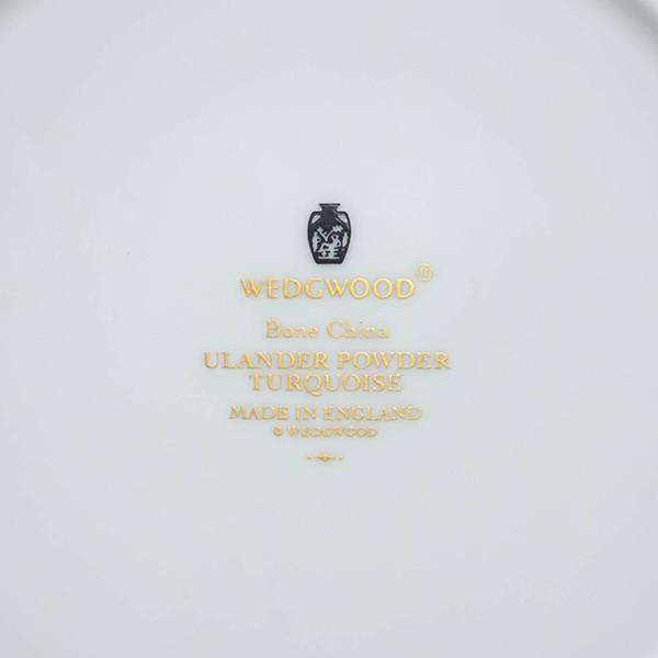ウェッジウッド ユーランダーパウダーターコイズ 17cmプレート selectors 04