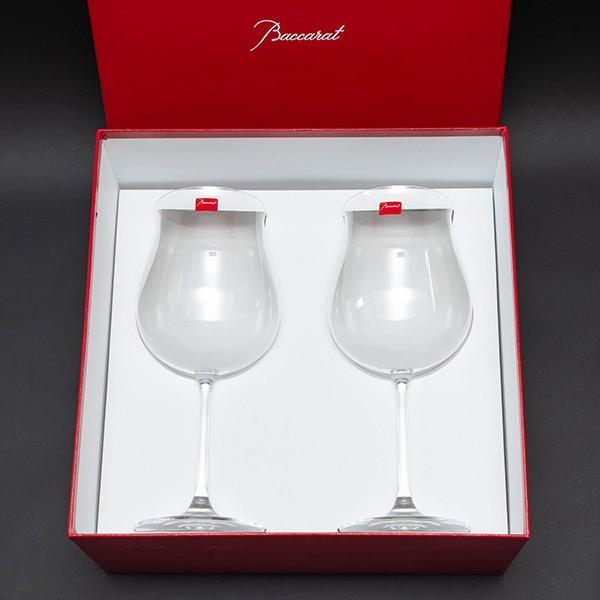 バカラ デギュスタシオン グランブルーゴニュ ワイングラス(ペア) selectors 06