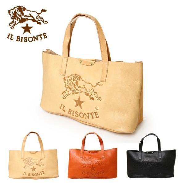 イルビゾンテ ブランド バッグ IL BISONTE トートバッグ A2666 鞄 おしゃれ レディース 小さめ 小さい 本革