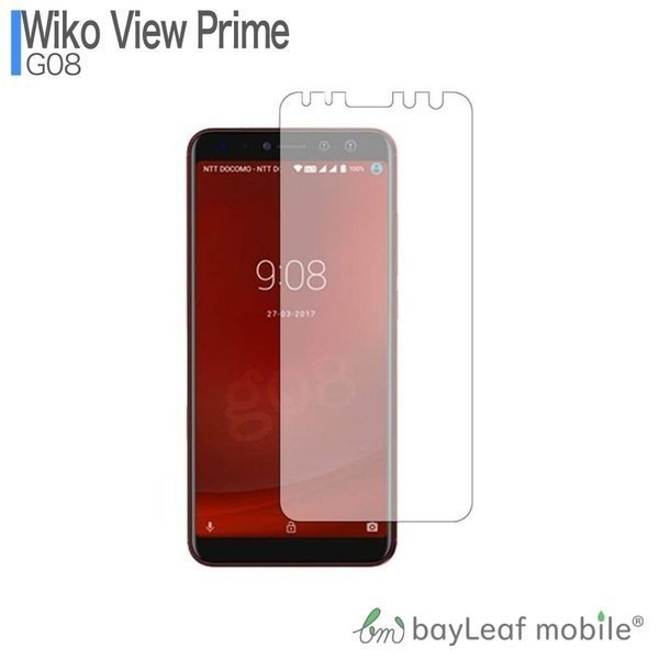 wiko view prime g08 ファームウェア