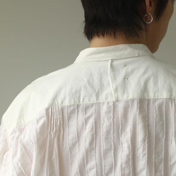 (5月上旬入荷予約)TODAYFUL 20夏.トゥデイフル Jacquard Dress Shirts ジャガードドレスシャツ 12010431 吉田怜香 レディース トップス ブラウス|selectshopmu|03