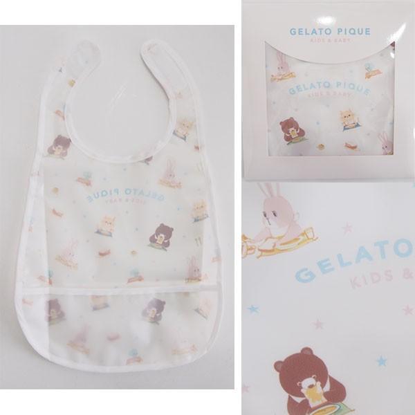 gelato pique baby ジェラートピケ ベビー お食事スタイ pbgg189004 キャッシュレス5%還元 selectshopmu 02