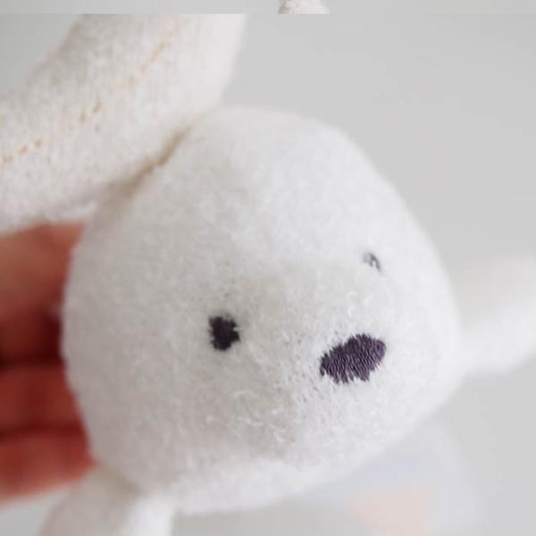 gelato pique Kids&Baby ジェラートピケ 通販 スムーズィーアザラシ baby ガラガラ pbgg192709|selectshopmu|03