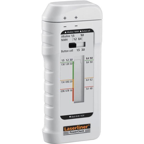電池チェッカー(バッテリーテスター/環境測定器) ウマレックス 軽量/コンパクト/耐衝撃 〔日本正規品〕 パワーチェック