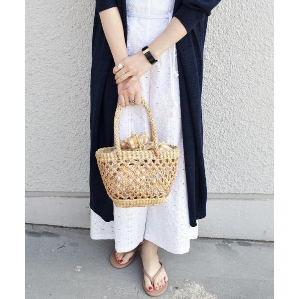 SHIPS for women / シップスウィメン VT THAI:【SHIPS別注】カゴバッグ◇|selectsquare|02