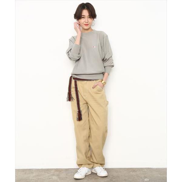 ADAM ET ROPE' / アダム エ ロペ 【Champion】WOMENS 10oz Reverse Weave Sweats|selectsquare|03