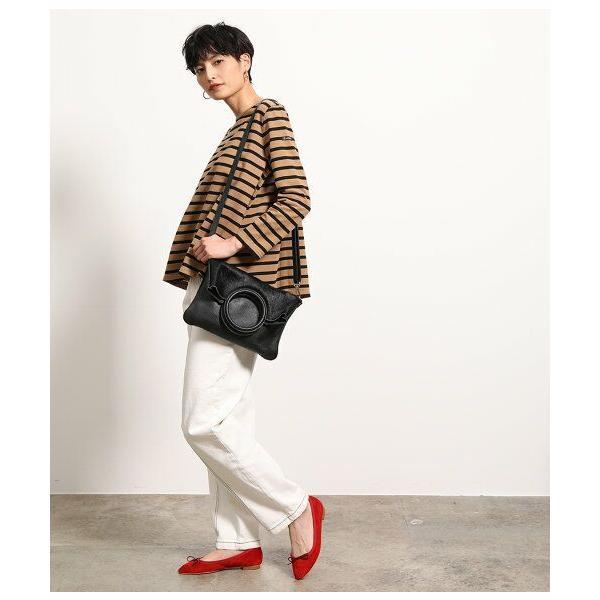 ROPE' / ロペ 【MARCO BIANCHINI】【3WAY】ミニポーチ付きリングハンドルバッグ