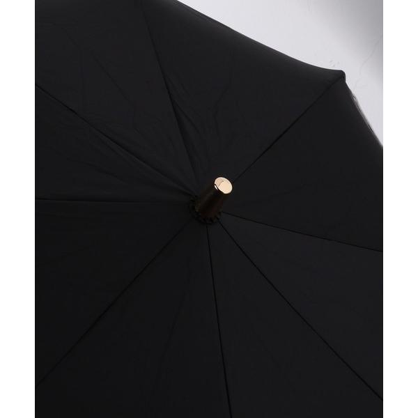 UNITED ARROWS / ユナイテッドアローズ <Athena New York(アシーナ ニューヨーク)>SOHO ストライプ 晴雨兼用 折りたたみ傘