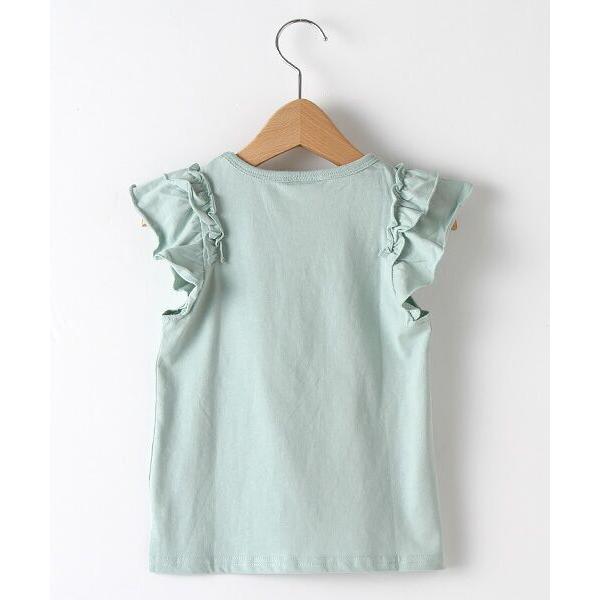 petit main / プティマイン バリュー袖フリルTシャツ|selectsquare|04