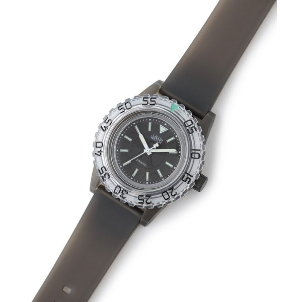 russet / ラシット LAUGH WATCH DIVER|selectsquare|04