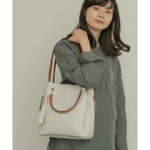 RODE SKO / ロデスコ 【TVドラマ使用】JORFINA ポケット4WAYトートバッグ|selectsquare|03