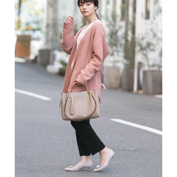 RODE SKO / ロデスコ 【TVドラマ使用】JUANA ポケットA4対応4WAYトート selectsquare 06