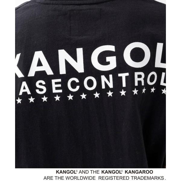 BASE STATION / ベースステーション 【WEB限定】  コラボ 別注  KANGOL ポケット Tシャツ selectsquare 05