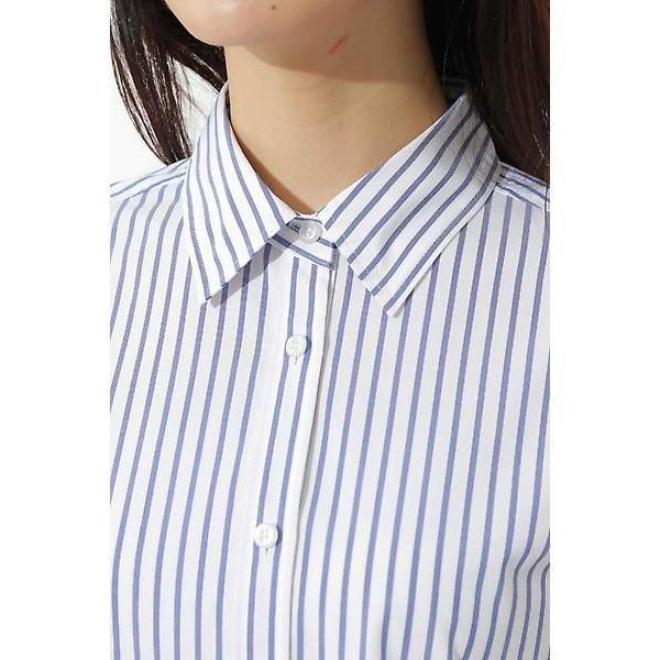 BOSCH / ボッシュ [ウォッシャブル]コットンストライプシャツ|selectsquare|06