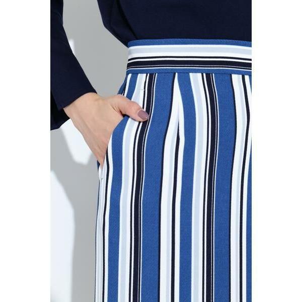 BOSCH / ボッシュ [ウォッシャブル]マルチストライプタイトスカート|selectsquare|06
