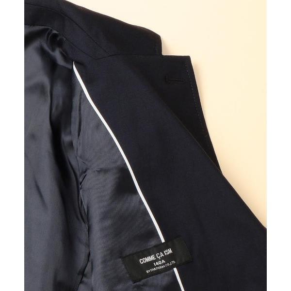 69bcbb0457171 ... COMME CA ISM   コムサイズム 男の子用紺ブレ(140〜160cm)|selectsquare
