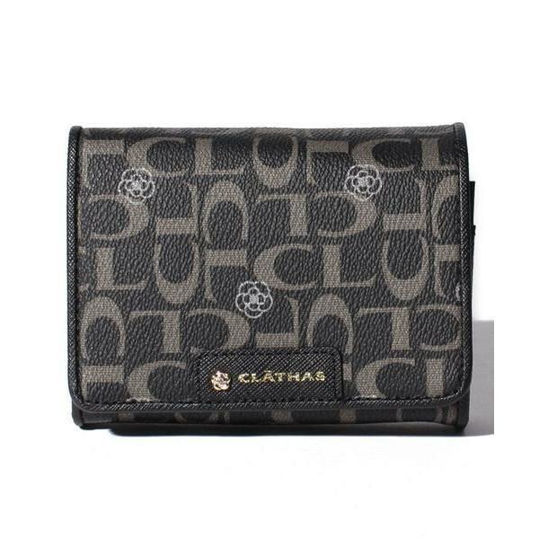 CLATHAS/クレイサスジュニパー二つ折り財布