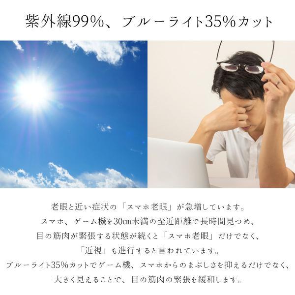Hazuki ハズキルーペ ラージ クリアレンズ 拡大率 1.85倍 1.6倍 1.32倍 ラッピング対応可 選べる8色 メガネストラップ オリジナルショッパー付き  selene 04