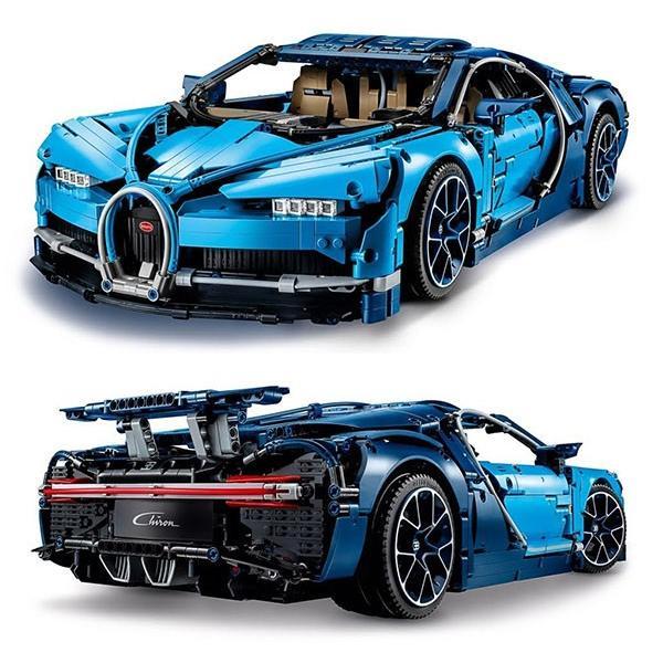 LEGO レゴ #42083 Bugatti Chiron レゴ テクニック ブガッティ シロン 3599ピース|selene|02
