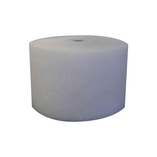 同梱・代引不可エコフレギュラー(エアコンフィルター) フィルターロール巻き 幅30cm×厚み2mm×50m巻き W-4053