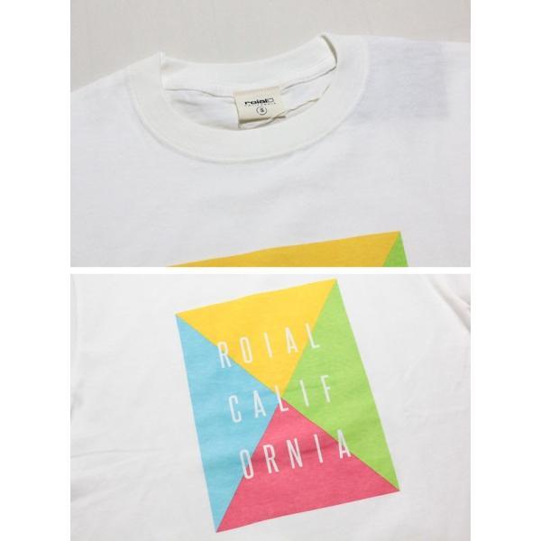 ROIAL・ロイアル/18HO/ S/S TEE,半袖Tシャツ/CHEW・R804MST04/OFF WHITE・オフホワイト/メンズ/ロゴTEE/シンプル/サーフ selfishsurf 02