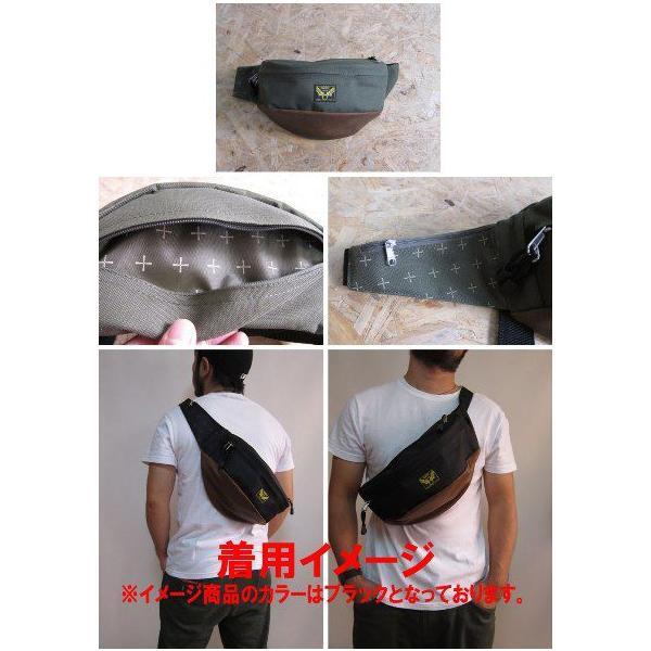 HIGHSPEC,ハイスペック/ウェストバック/(NEW)RUGBY・HA-0080/OLIVE,オリーブ selfishsurf 03